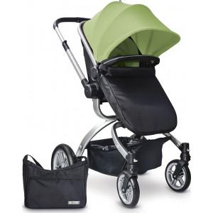 Just Baby-208 I Go με κάθισμα Αυτοκινήτου Green.Ρωτήστε για την τιμή ΣΟΚ (Κωδ.027.97.019)