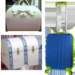 Κουτιά - Τσάντες-Βαλίτσες ταξιδίου