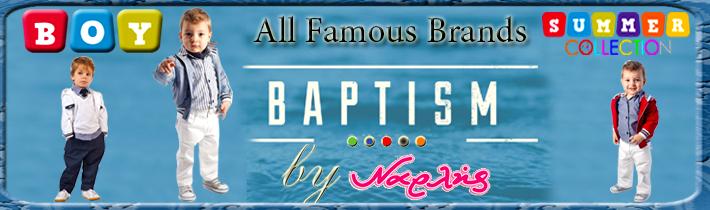 Καλοκαιρινά Ρούχα Βάπτισης