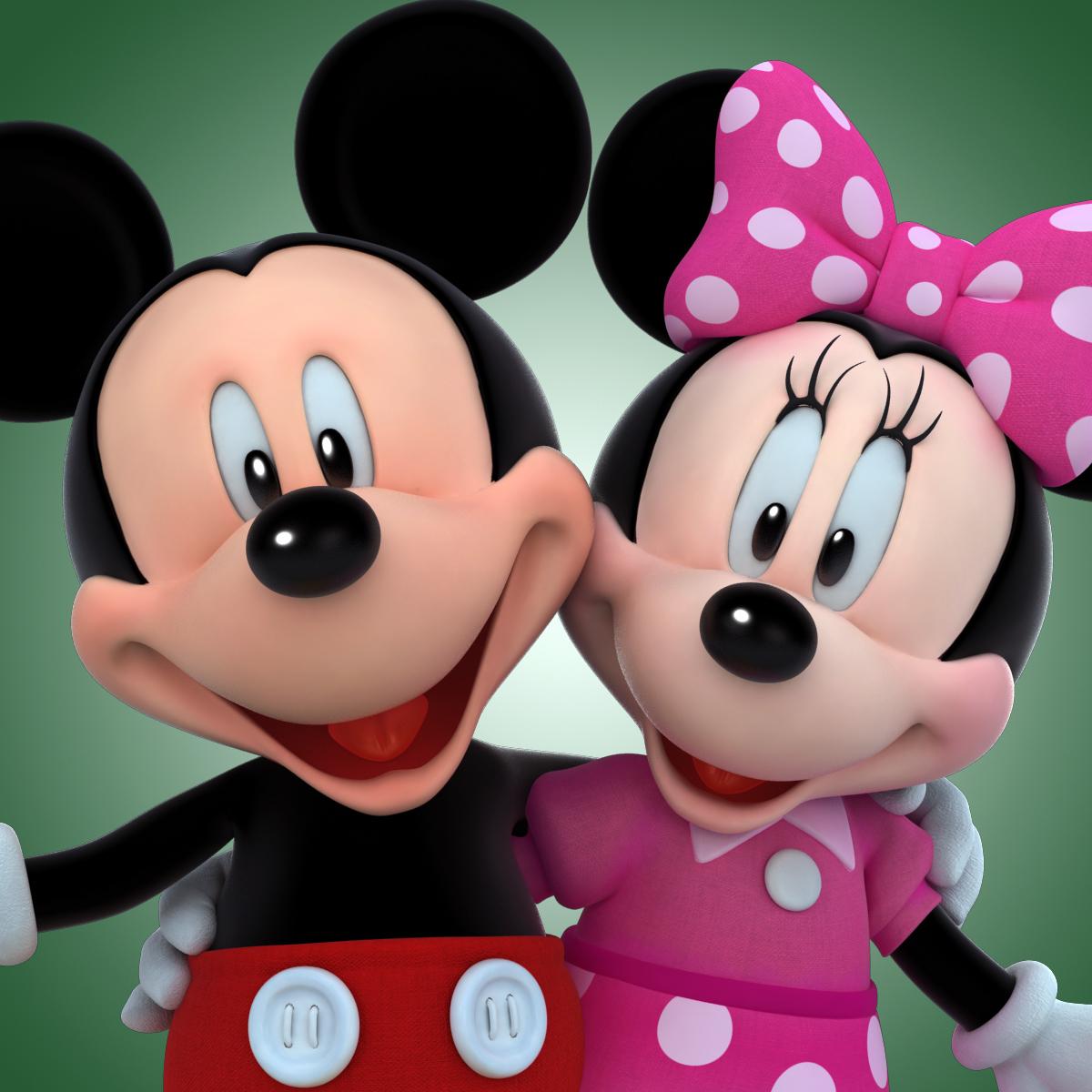 Κλασικοί Ήρωες της Disney