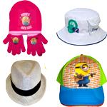 Καπέλα - Σκουφάκια - Γάντια