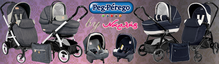 Perego Book Plus Trio 51 & S