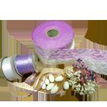 Υλικά και κουφέτα για Μπομπονιέρες Γάμου - Βάπτισης και Ειδών Διακόσμησης