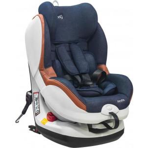 Just Baby Κάθισμα Zerofix Jeans 0-18 κιλά (Κωδ.507.76.028)