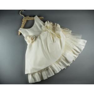 Ολοκληρωμένο πακέτο βάπτισηs με αυτό το φόρεμα (S&N by Bomboniera Κωδ.097-11)   Με βαλίτσα rain η παγκάκι θρανίο Δωρεάν μεταφορικά!!!