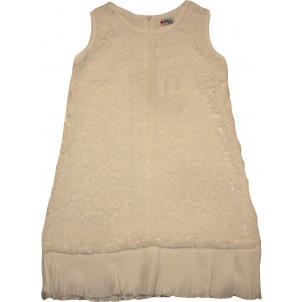 Φόρεμα Χ/Μ (Εκρού) (Κωδ.291.87.305)