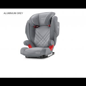 Recaro Monza Nova 2 Seatfix Aluminium Grey (469.120.047) ΔΩΡΕΑΝ ΑΠΟΣΤΟΛΗ ΜΕ COURIER
