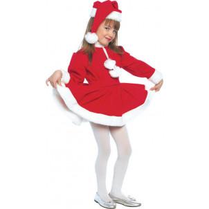 Χριστουγεννιάτικη στολή Αγιοβασιλίτσα Κωδ.583.123.001