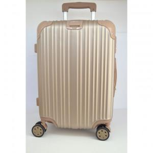 Βαλίτσες ταξιδιού ΒΑΛ21 Χρυσή narlis.gr