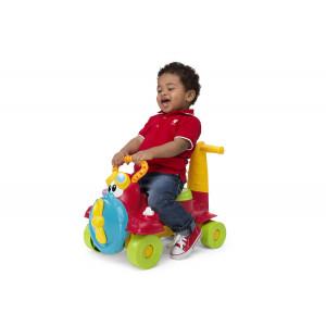 Στράτα Αεροπλανάκι Chicco Τσάρλυ 2σε1 1-3 ετών
