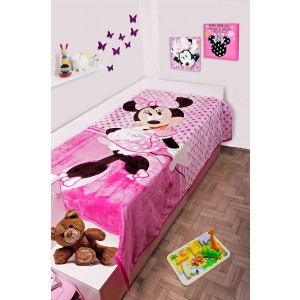 Κουβέρτα Minnie  Κωδ.621.238.012