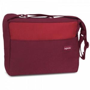 Βρεφική τσάντα Inglesina Trilogy (Ruby Red)