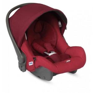Βρεφικό κάθισμα αυτοκινήτου Inglesina Huggy multifix 0-13kg (Ruby Red)