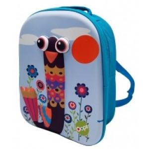 Τσάντα Νηπίου Oops Happy Backpack Παγώνι (30004-14)