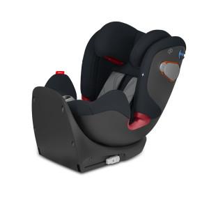 Παιδικό κάθισμα αυτοκινήτου Isofix Cybex Uni-All 0-36 kg (Velvet Black)