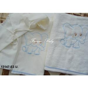 Λαμπάδα ελεφαντάκι 13147-Ε3  famous baby