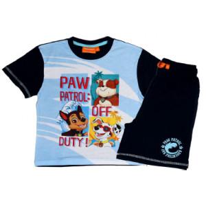 Σετ Παιδικό K/Μ Μακώ Paw Patrol Nickelodeon (Μπλε Ρουα) (Κωδ.200.43.017)
