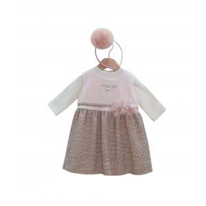 Φόρεμα & Μπλούζα (Ροζ) (Κωδ.291.130.312)