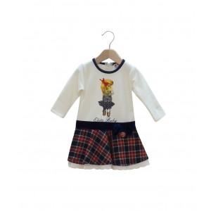 Φόρεμα Παιδικό Μακρυμάνικο 291.130.332