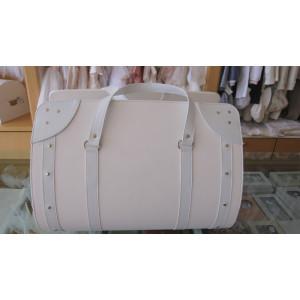 Τσάντα δερματίνη κρίκος(Κωδ.27501)