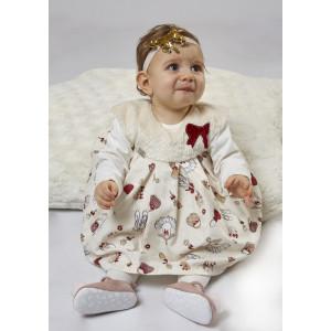 Φόρεμα - Μπλούζα Βρεφικό Εβίτα 199503.
