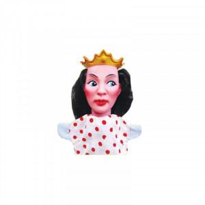 Κούκλα Κουκλοθέατρου Βασίλισσα Καλαντζής (Κωδ.032)
