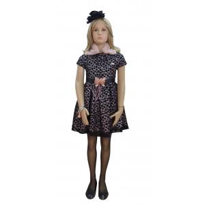 Φόρεμα K/M (Μαύρο) (Κωδ.291.86.567)