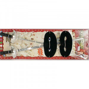 Σπαθιά 2 Με 2 Μάσκες Ζορρό (9899E)