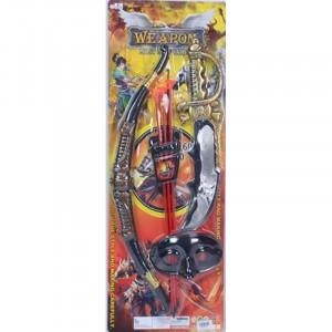 Τοξο με Σπαθί και Μάσκα (541-1B3)