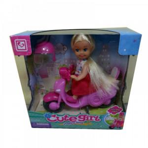 Κούκλα Με Βέσπα (K899-23)