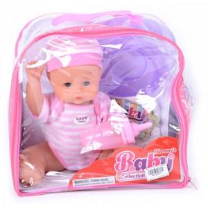 Μωρό Σε Τσάντα Με Ήχο & Γιογιό (NEW210B)