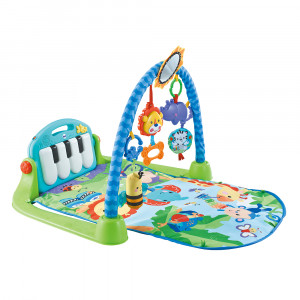 Bebe Stars Μουσικό Γυμναστήριο Με Πιάνο (Μπλε)