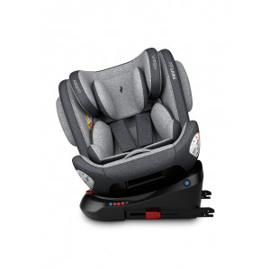 Osann κάθισμα αυτοκινήτου περιστρεφόμενο 0-36 κιλά Swift 360 Universe Grey, narlis.gr