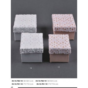 Κουτί Χάρτινο Δανδέλα Rodia 7Χ7Χ5cm-39.10.781(0.79)