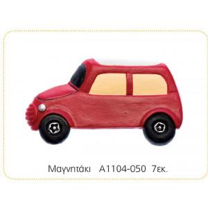 Μαγνητάκι mini cooper αυτοκινητάκι 5εκ (Κωδ:A1105)