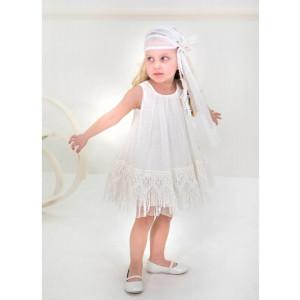 Ολοκληρωμένο σετ βάπτισης κορίτσι Baby bloom 119.108-120 Με βαλίτσα rain η παγκάκι θρανίο!!