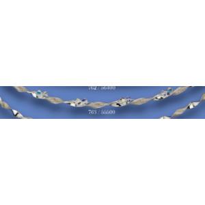 Στέφανα ασημένια με swarovski 763 (55500)