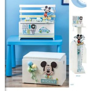 Disney Mickey ΠαγκάκιΝ204(840) Μπαούλο Ν203(830)