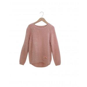Μπλούζα Πλεκτή (Ροζ) (Κωδ.291.18.209)