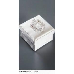 Κουτί Χάρτινο Σατέν 8Χ8Χ5cm Rodia 39.10.9548.-10(0.79)