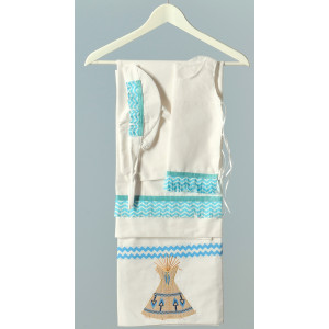 Λαδόπανο Sweet Baby (Κωδ.1157, 1158) (+9€ Στο Πακέτο Βάπτισης)