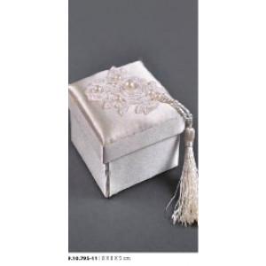 Κουτί Χάρτινο Σατέν 8Χ8Χ5cm Rodia 39.10.22075.-11(0.95)