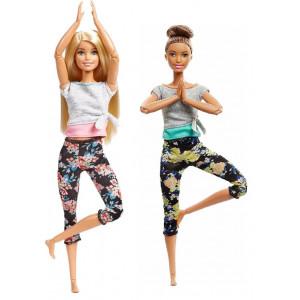 Barbie Αμέτρητες Κινήσεις (Διάφορα Σχέδια) (FTG80)