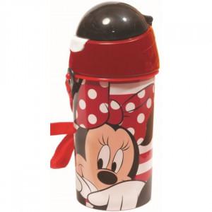 Παγούρι με καλαμάκι Minnie 500ml (Κωδ.151.239.021)
