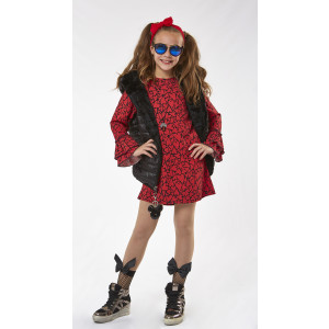 Φόρεμα Καρδιές Παιδικό (#291.086.118+10#)