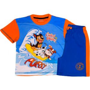 Σετ Παιδικό K/Μ Μακώ Paw Patrol Disney (Μπλε Ρουά) (Κωδ.200.43.007)