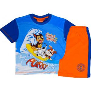 Σετ Παιδικό K/Μ Μακώ Paw Patrol Disney (Πορτοκαλί) (Κωδ.200.43.007)