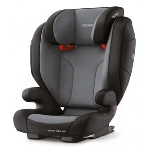 Παιδικό Κάθισμα Αυτοκινήτου Recaro Monza Nova Seatfix Evo Carbon Black