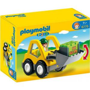 Playmobil Φορτωτής 6775 #787.342.138, narlis.gr