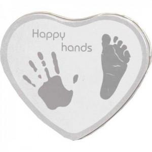 Dooky Happy Hands Αναμνηστικό Αποτύπωμα Shape Silver (Κωδ.507.01.068)